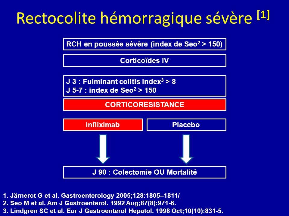 Rectocolite hémorragique sévère [1]
